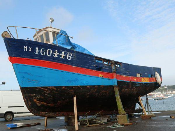 bateau de peche camaret